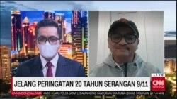 Laporan Langsung VOA untuk CNN Indonesia: Jelang Peringatan 20 Tahun Serangan 9/11