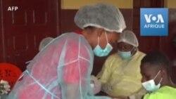 Les vaccinations contre le virus Ebola se poursuivent en Guinée