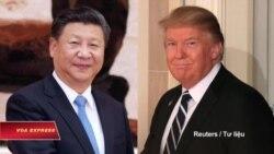 TT Trump gửi thư cho Chủ tịch Trung Quốc
