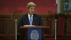 Kerry asegura que Dáesh está siendo debilitado