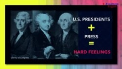 Explainer: Presidents and Press