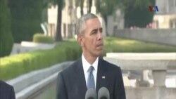 奥巴马广岛和平纪念园讲话