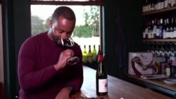 The Zimbabwean sommelier who took on 'Olympics of wine'