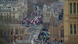 Una docena de heridos en las afueras del Parlamento británico