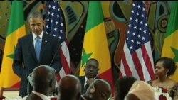 奥巴马周五将赴南非访问