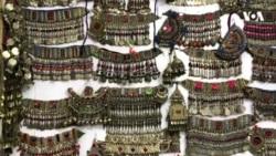 نگاهی اجمالی به زیورآلات قدیمی افغانستان