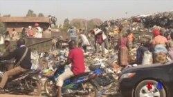Controverse autour d'un dépôt d'ordures au Mali (vidéo)