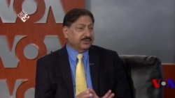 Cafe DC: Dr. Nisar Chaudhry, President of Pakistani American League