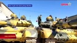 Việt, Trung tham gia Army Games 2020 tại Nga