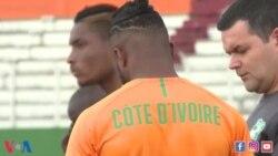 VOA Sports du 13 novembre 2017 : la Côte d'Ivoire de Wilmots éliminée