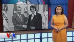 Elvis va Nikson