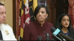 Baltimore Mayor on Police Report