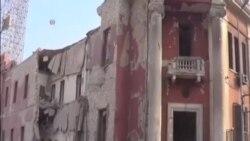 埃及首都開羅爆炸案 一死四傷