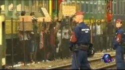 欧盟努力应对难民潮