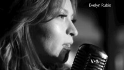Evelyn Rubio Releases Sexy and 'Saxy' New CD