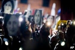Dafne Karuana Galiziya izquvar jurnalist edi
