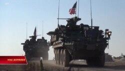 Nhà Trắng: Mỹ bắt đầu rút quân khỏi Syria