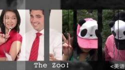 美语怎么说 (15) The zoo! - 动物园