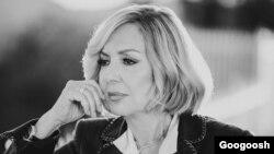 گوگوش هنرمند سرشناس ایرانی - آرشیو