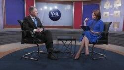 США та Росія мають розбіжні позиції щодо України – ексклюзивне інтерв'ю з Куртом Волкером. Відео
