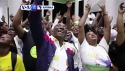 VOA60 AFIRKA: DRC CONGO An Sake Zaben Shugaban Jamhuriyar Congo, Denis Sassou Nguesso, Maris 24, 2016