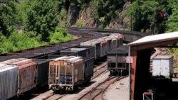 ABŞ-da kömür sənayesi süquta uğrayır