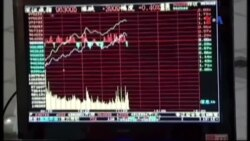 Chứng khoán thế giới sụt giảm vì lo ngại về kinh tế Trung Quốc
