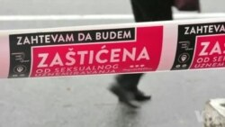 Skupovi protiv nasilja nad ženama u pet gradova Srbije