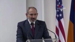 Վարչապետ Նիկոլ Փաշինյանը ներկա է գտնվել Հայաստանում Ամերիկայի առևտրի պալատի տարեվերջյան հանդիպմանը