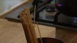 Superespagueti a base de cebada