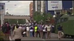 Kenyans Protest Over Electoral Commission