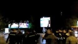 Podgorica: Policija razbila demonstracije