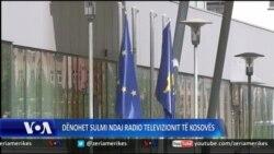 Dënohet sulmi ndaj Radio Televizionit të Kosovës
