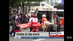 Jakarta Blast Video