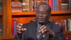TASKAR VOA: Ministan Ilimin Janhuriyar Niger Dr. Dauda Mamadou Marthe Ya Yi Bayani Kan Tallafin Bankin Duniya Na Dala Miliyan 100
