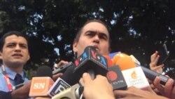 """Carlos Correa: """"Basta de violencia contra periodistas"""" en Venezuela"""