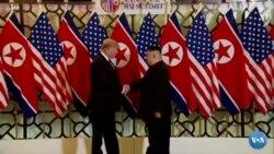 AQSh-Shimoliy Koreya: Murosadan darak yo'q