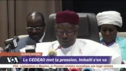 Ouverture d'un sommet extraordinaire de la Cédéao sur la crise en Guinée-Bissau