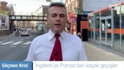 Fransa'dan İngiltere'ye Kaçak Göçmen Tartışması
