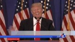 """پیشتازی کلینتون و ترامپ در """"سه شنبه بزرگ۲"""" و پیروزی مهم سندرز در میشیگان"""