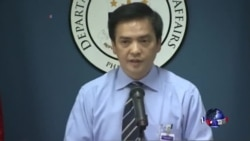 中国配合菲律宾调查领馆官员枪击案