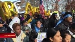 Mỹ: Chưa có dấu hiệu các bên đạt thỏa thuận về di trú