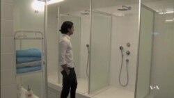 ผุดไอเดียผลิตระบบฝักบัวอาบน้ำสุดประหยัดบนยานอวกาศออกขายทั่วโลก