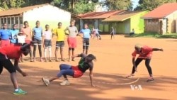 Kenyan Jump Rope Squad Eyes World Championship