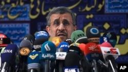 Mahmud Ahmadinejod
