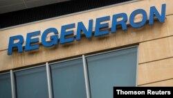 Trụ sở công ty dược Regeneron ở Tarrytown, New York.