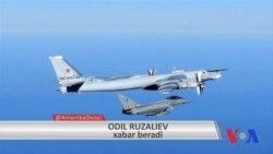 NATO-Rossiya samolyotlari to'qnashuvi ehtimoli oshmoqda