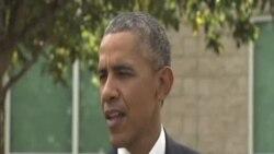 奧巴馬: 要想辦法讓校園槍擊事件不再發生