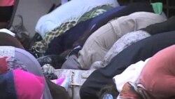 南加州清真寺对外开放 消除外界对穆斯林恐惧感