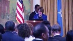Re-opening of Somali Embassy in Washington